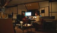 Ein neuer Song wird erarbeitet.
